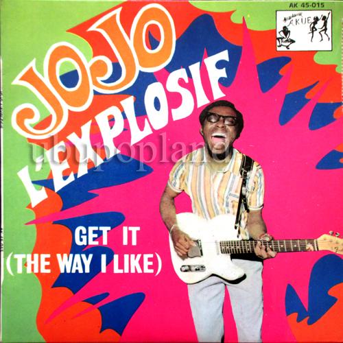 Jojo LExplosif Get It The Way I Like Non Non Non