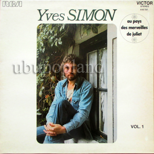 Yves Simon Mass Media Song